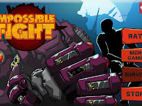 Impossible Fight, Game Fighting dengan Visual Artistik dan Lawan Sangat Unik
