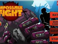 Impossible Fight, Game Fighting dengan Visual Artistik dan Lawan Sangat Unik