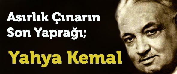 Yahya Kemal Beyatlı Hayatı {featured}