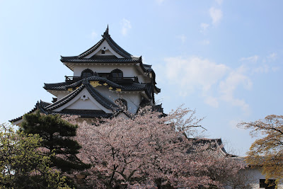 Day 7: Hikone Castle