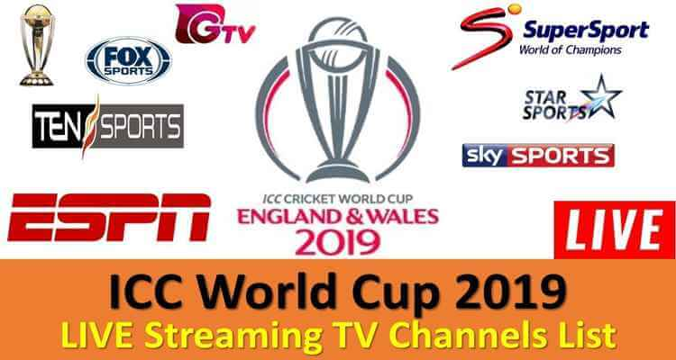 Icc Cricket World Cup 2019 Live Stream Free On Star Sports