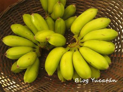 Guineos Platano Manzano