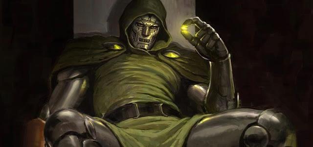 Ex-artista da Marvel imagina Victor Von Doom no MCU