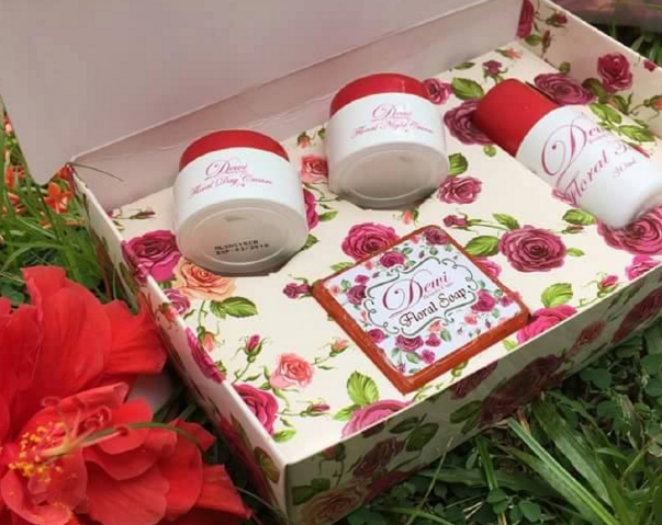 set dewi beauty care
