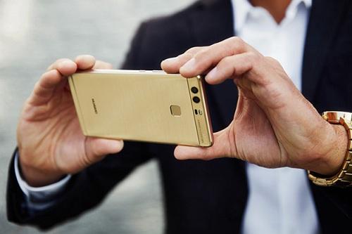 Huawei P9 thiết kế sang trọng