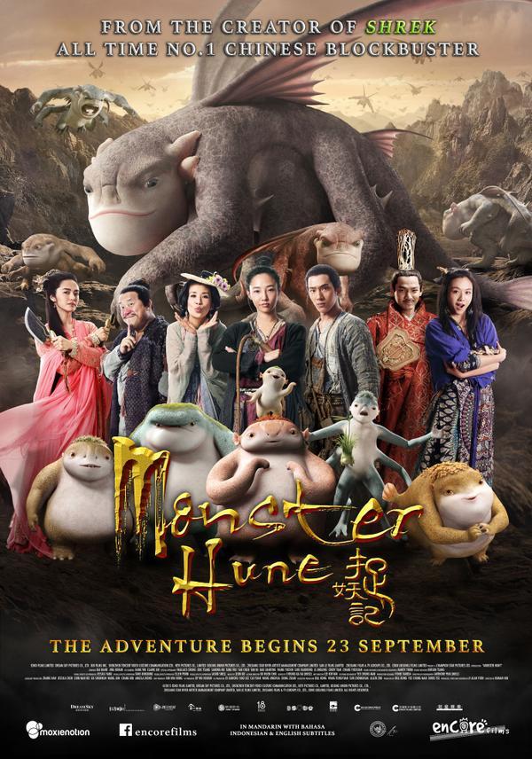 Cinetariz Review Monster Hunt