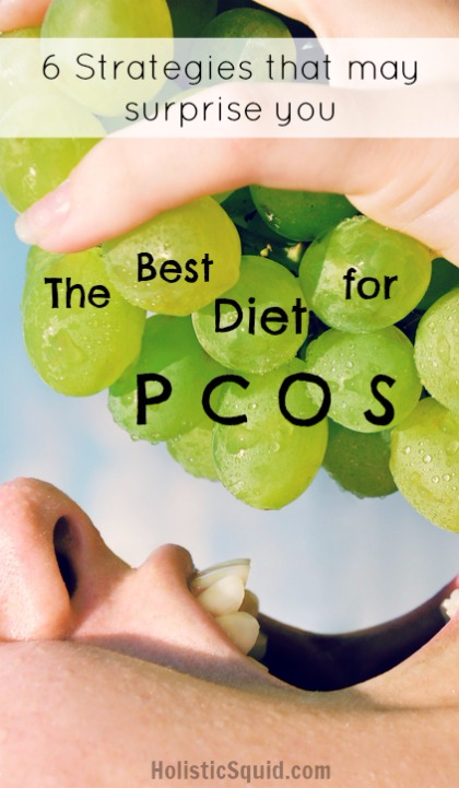 The Best Diet for PCOS – 6 Strategies that May Surprise You