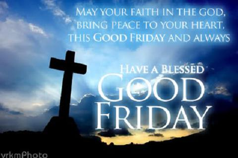 Good Friday 2017 HD Images, Pictures, Cards & Wallpapers To Remember Lord Jesus