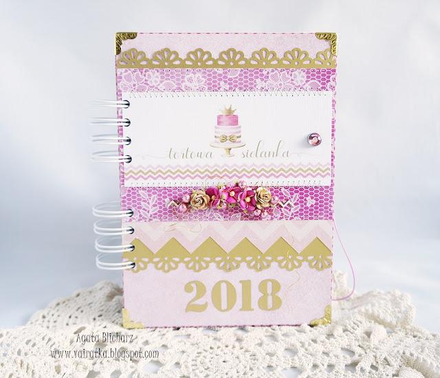 Kalendarz dla cukiernika