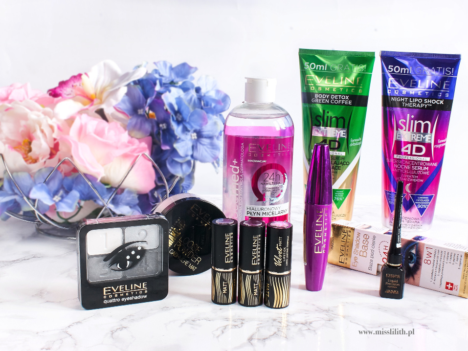 Nowości Eveline Cosmetics