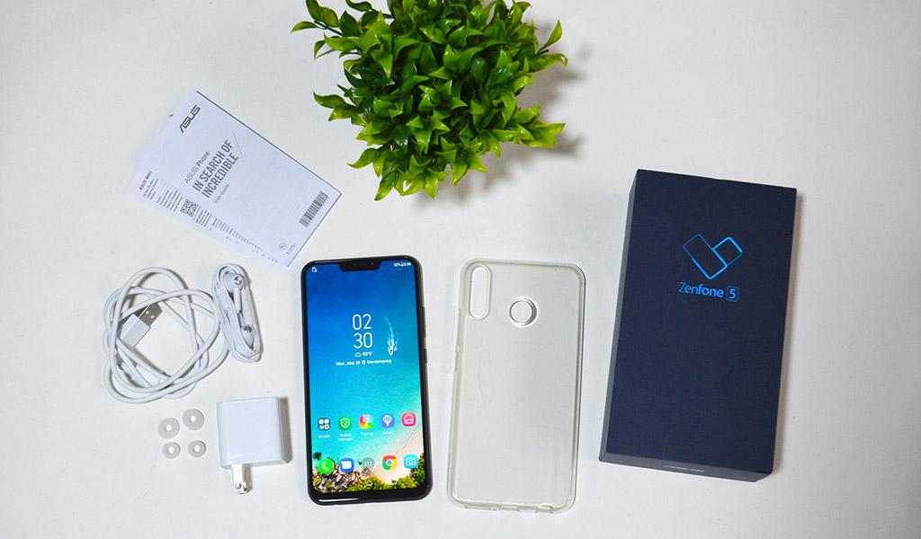 ASUS Zenfone 5 Hands-On Review