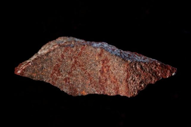 'Oldest Drawing' Discovered