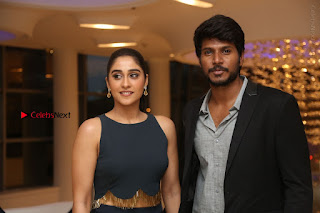 Sundeep Kishan Regina Candra Nagaram Success Meet Stills  0054.JPG