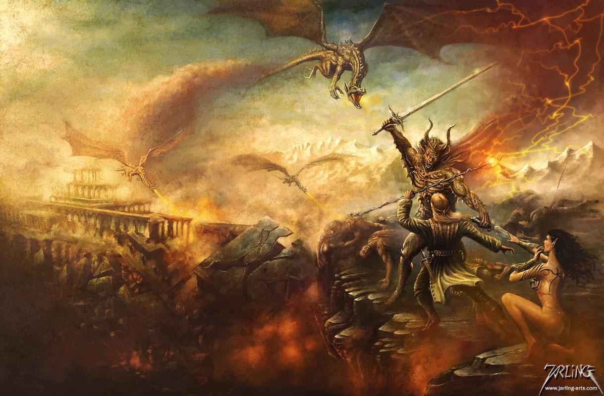 fantasy art wallpapers desktop wallpapers