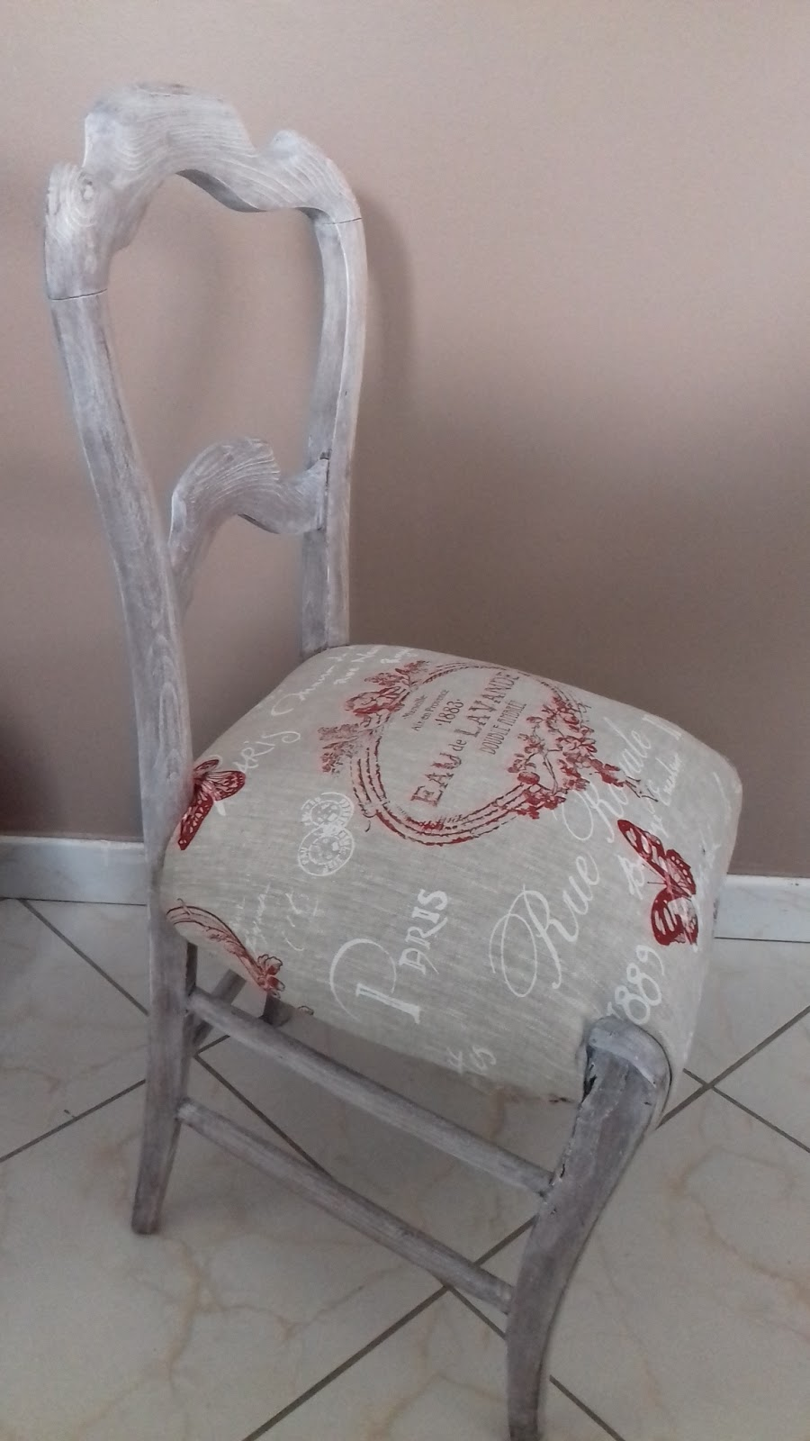62690 id es et cr as restauration de chaise avant apres. Black Bedroom Furniture Sets. Home Design Ideas