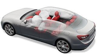 Maserati ghibli Interior Specs: FOB Controls, Trip Computer, Digital Speedometer
