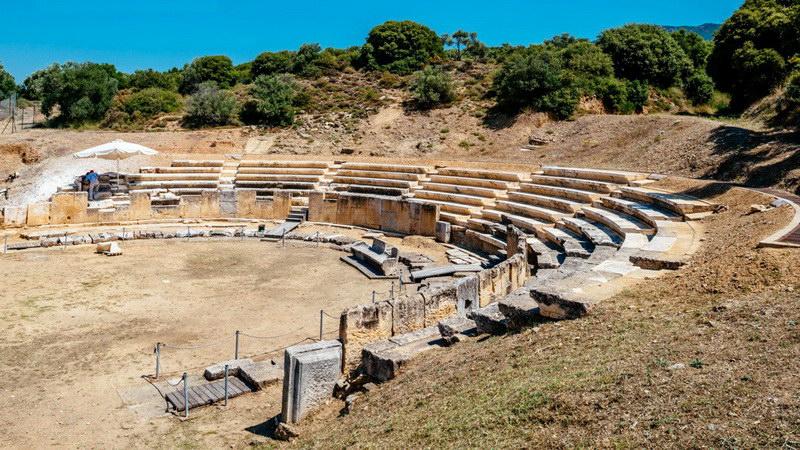 Να προχωρήσει τάχιστα η παράλια οδική διασύνδεση των αρχαιολογικών χώρων της Ροδόπης και του Έβρου