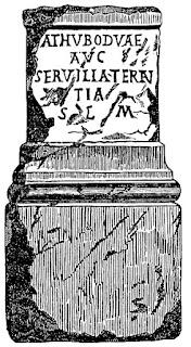 Catubodua - isncription