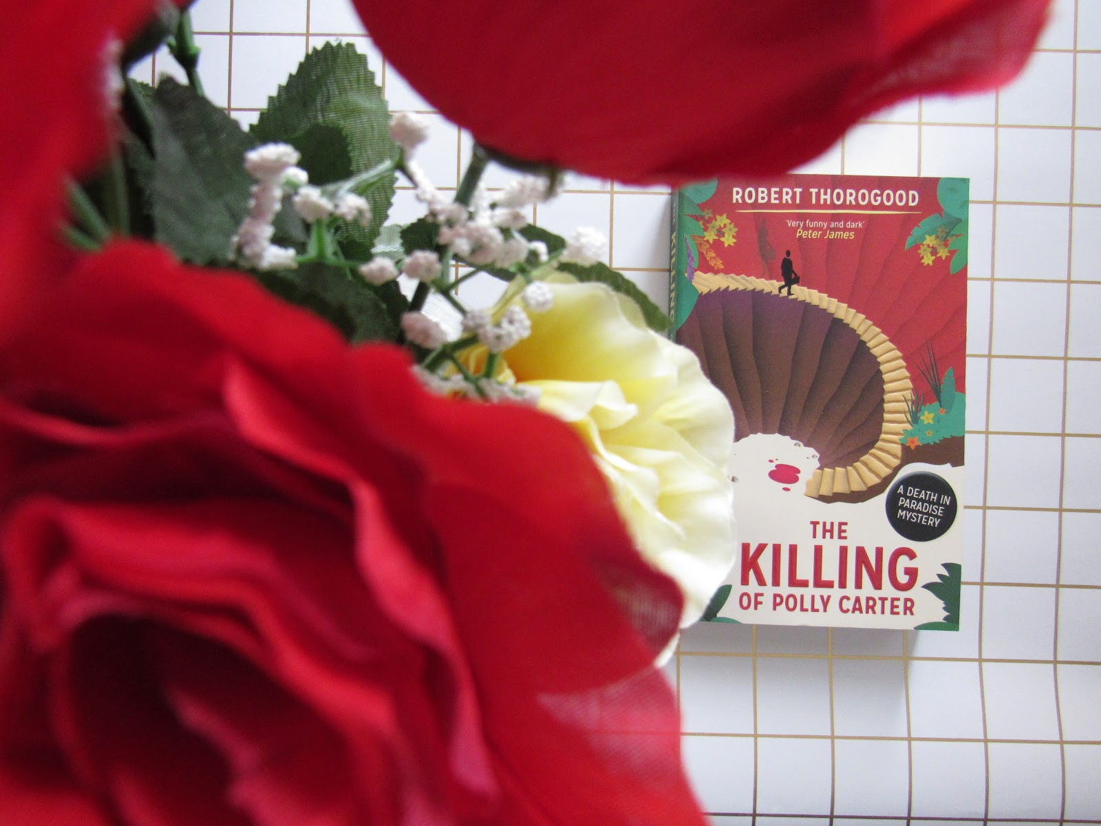 Blooming Fiction, lifestyle blog, The Killing Of Polly Carter book review