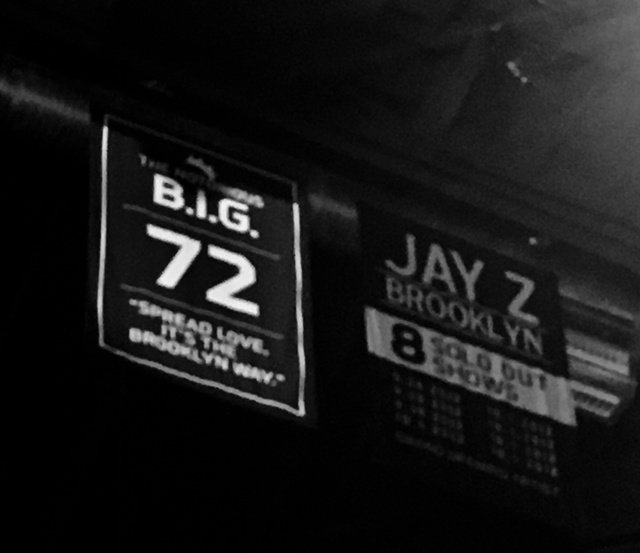on sale aa37b a2ed9 Notorious BIG: Brooklyn Nets Retire Jersey No. 72 in Honor ...