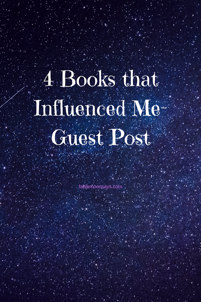 6 Books that Have Influenced Me- Isaly Holland