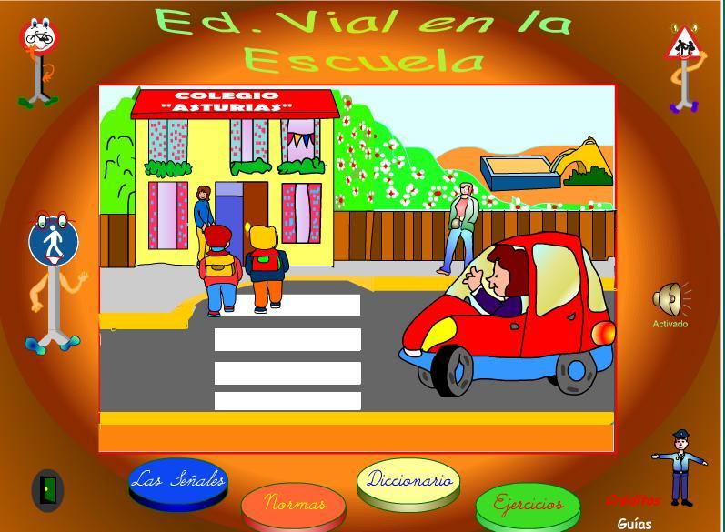 Resultado de imagen para curriculum y educacion vial