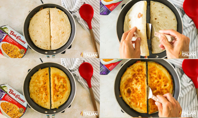 best cheese quesadillas step by step