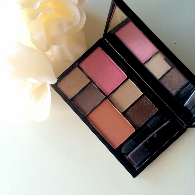 Sleek Eye & Cheek Palette Dancing Till Dusk Review