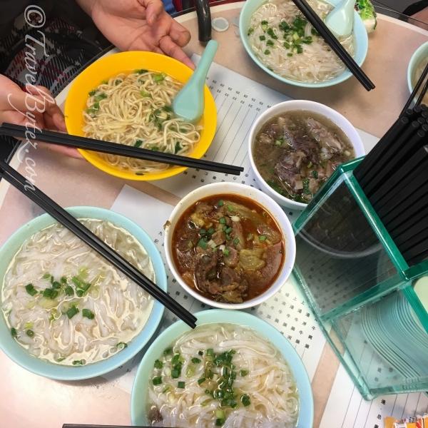 Kau Kee Restaurant 九記牛腩  (Hong Kong)
