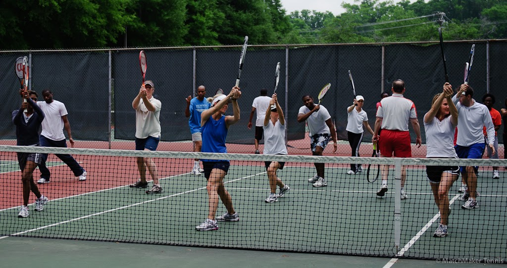 free tennis lessons nyc adults