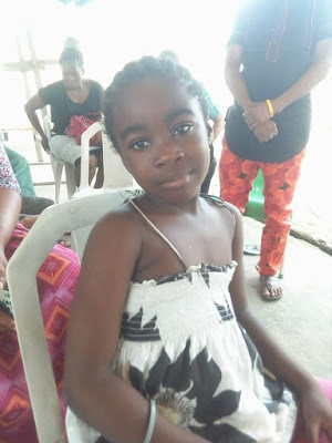 My Daddy Is Not Around – Late Bambino's 6-Year-Old Tells Visitors
