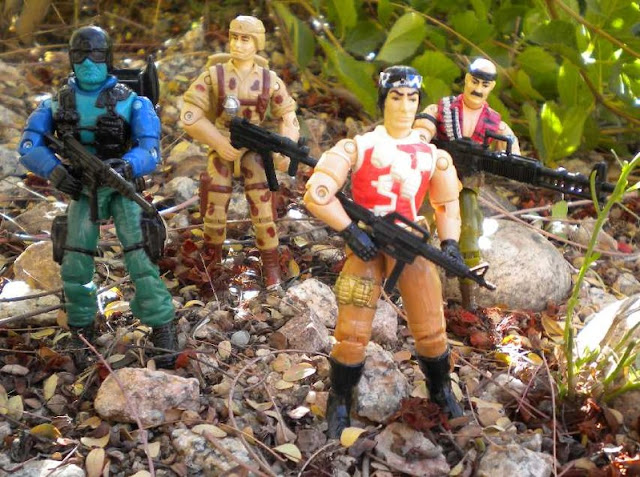 1993, Spirit, International Action Team, Mail Away,Beach Head, Duke, Gung Ho, Battle Corps