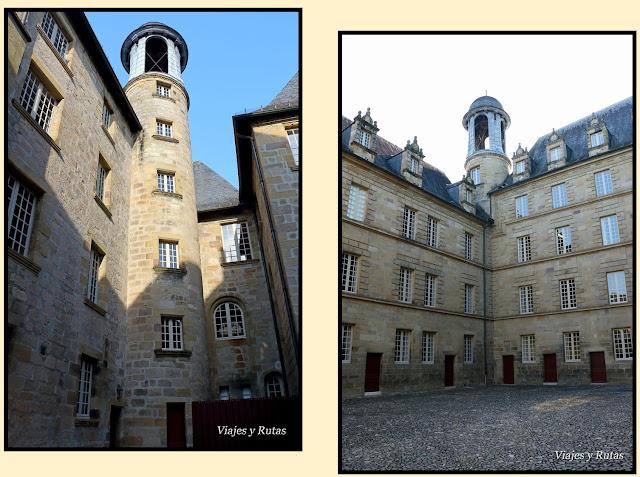 Antiguo College des Doctrinaires, ahora Ayuntamiento Brive la Gaillarde