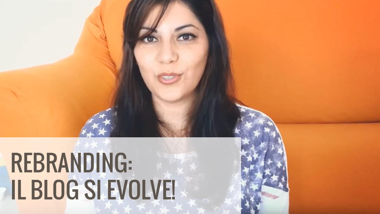 Rebranding: il blog si evolve
