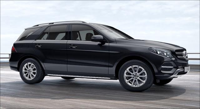 Mercedes GLE 400 4MATIC 2019 sở hữu thiết kế thể thao mạnh mẽ
