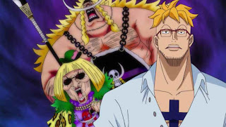 One Piece Episodio 890