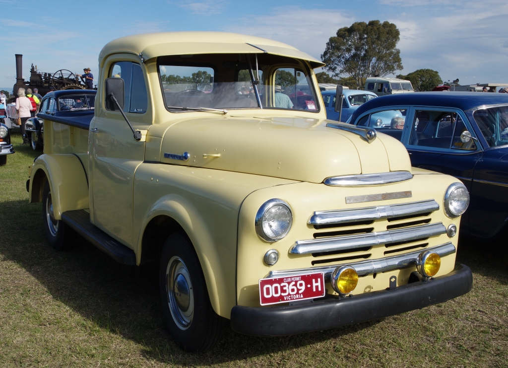 Historic Trucks: May 2017