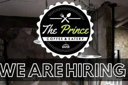 Lowongan The PRINCE Coffee & Eatery Pekanbaru Maret 2019