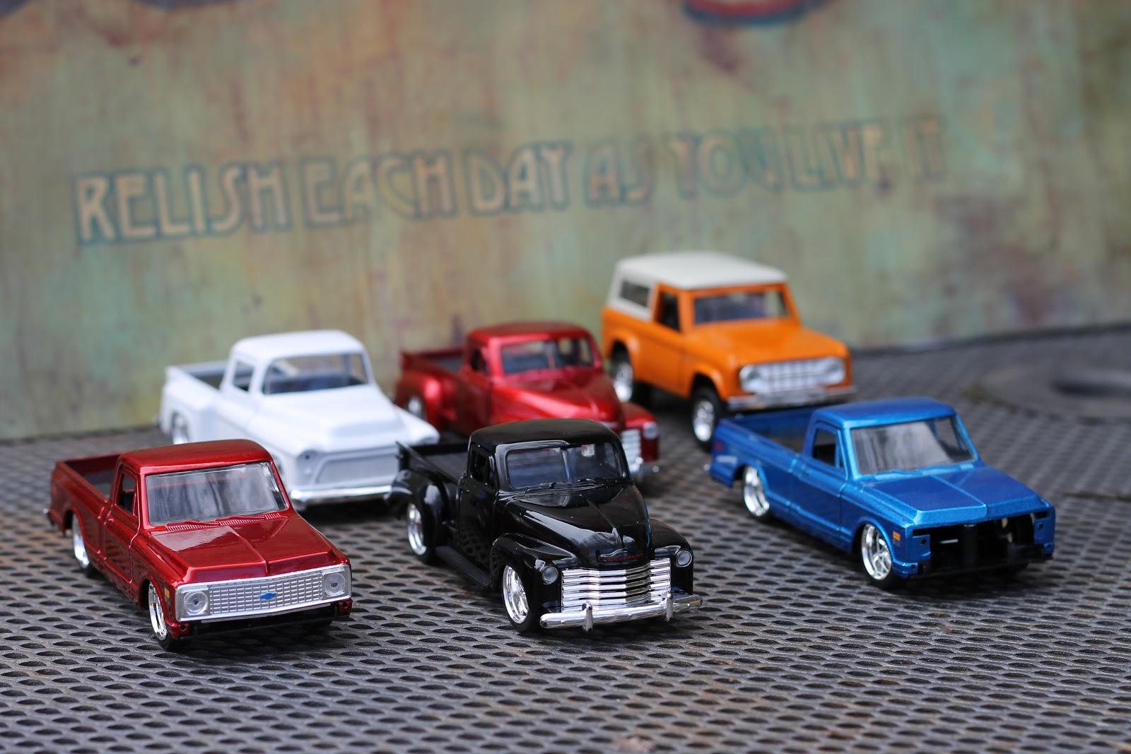 Make Toy Vehicles Look Old   Miss Kopy Kat