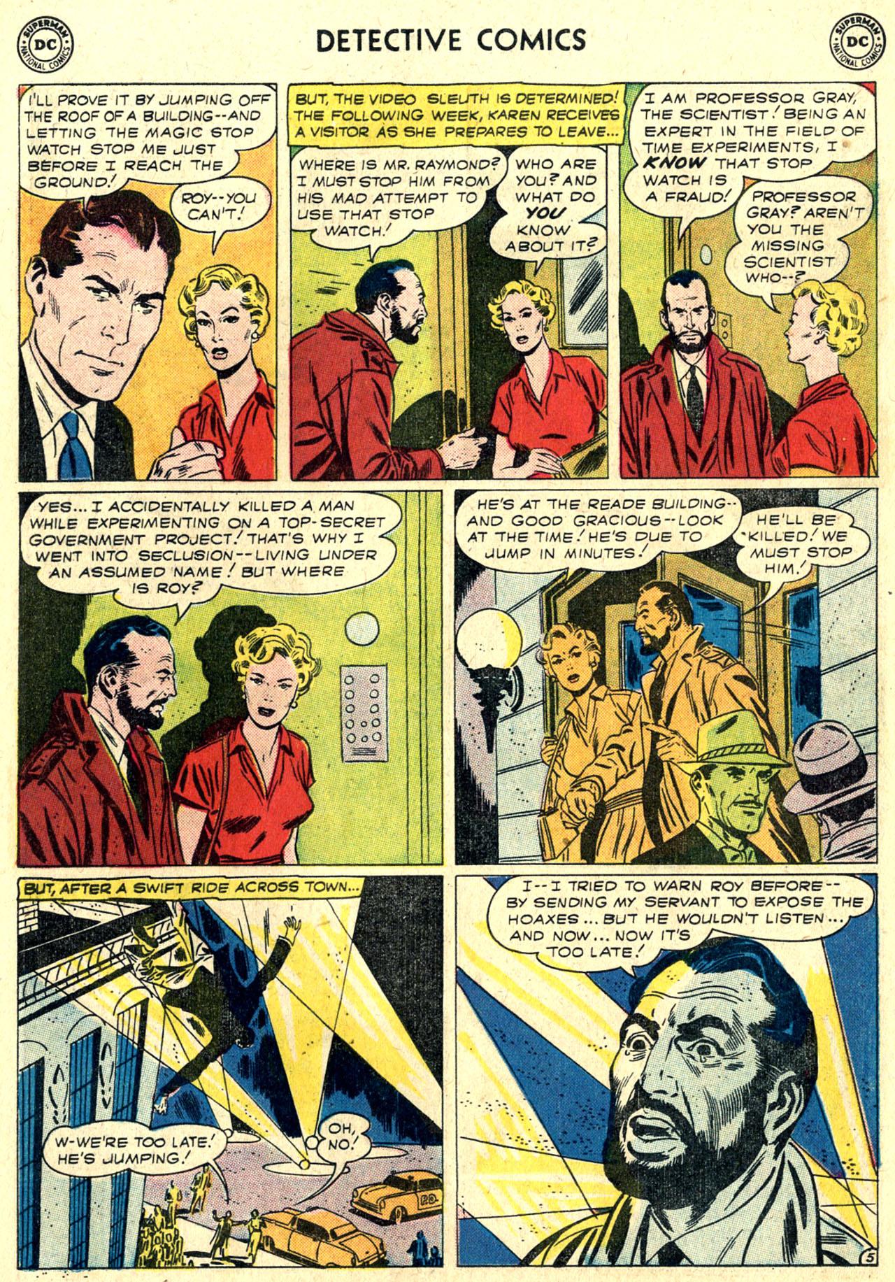 Detective Comics (1937) 266 Page 21