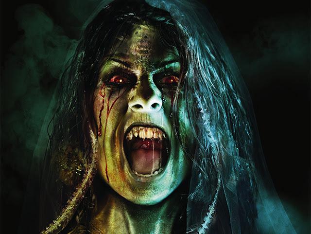 hantu La Llorona hantu yang paling menyeramkan