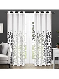 English Curtains Style Entrance Door Entry Curtain Ideas