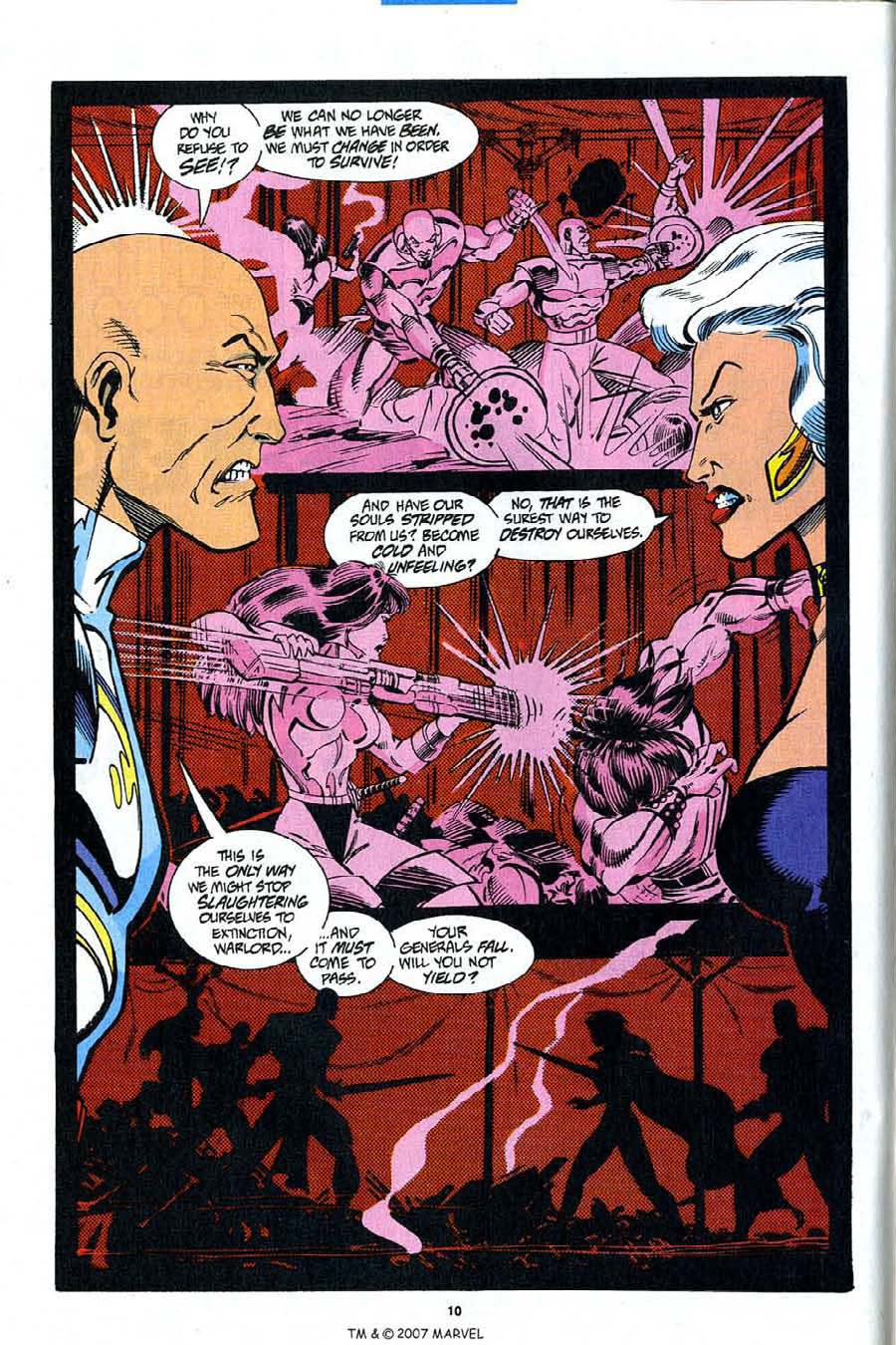 Read online Silver Surfer (1987) comic -  Issue #92 - 12