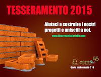 19 MAGGIO 2015 TERZO INCONTRO DI FORMAZIONE: La comunicazione veicolo per l'apertura al territorio. (Relatori Gabriele Masi e Luca Caricato)