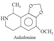 Anhalonine