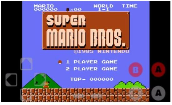 APK] Download Super mario bros  apk for android lollipop