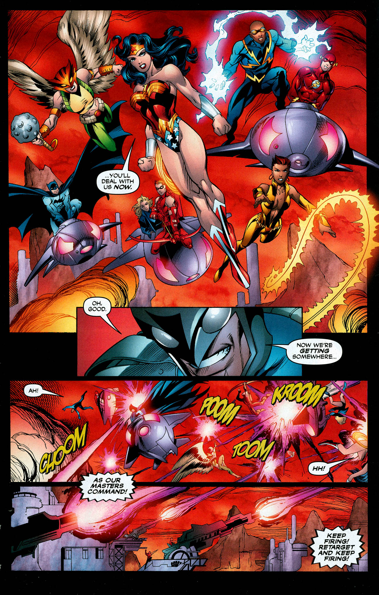 Read online Trinity (2008) comic -  Issue #12 - 11