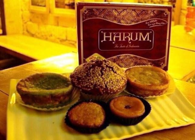 Kue Harum Palembang