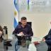 PEPPO Y PALAZZO VALORARON EL ROL ESTATAL PARA FORTALECER EL NUEVO BANCO DEL CHACO