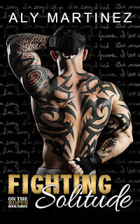 Fighting Solitude (On the Ropes #3) de Aly Martinez - Reseña